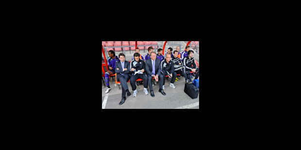 Anderlecht-TNS gratuitement sur Belgacom TV le 3 août - La Libre