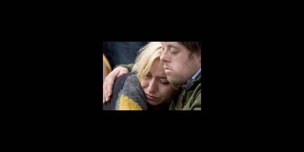 """""""C'est l'amour qui est en jeu. Qu'il s'agisse du syndrome de Down ou pas"""" - La Libre"""
