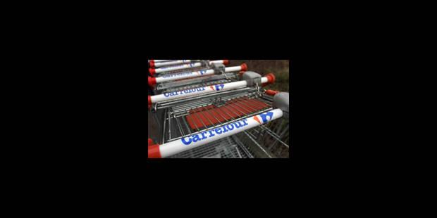 Carrefour: la liste des magasins qui disparaîtront au plus tard samedi - La Libre