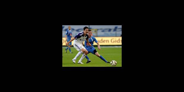 Anderlecht face au Partizan - La Libre