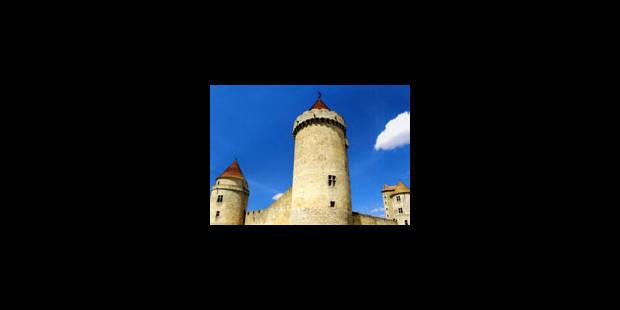 La belle Indienne du château - La Libre