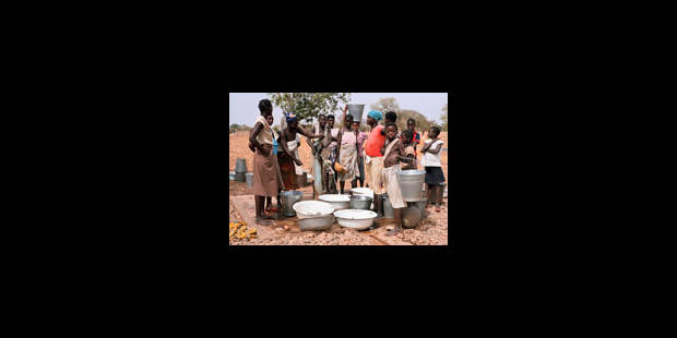 Le droit à l'eau : l'Onu dit oui - La Libre