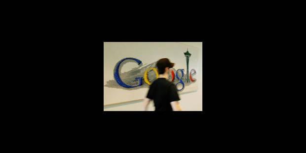 Big Google veut toute la pub - La Libre