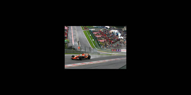 Spa-Francorchamps devra se battre pour tenir sa place après 2012 - La Libre