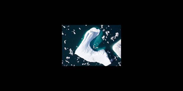 L'iceberg détaché de l'Arctique ne présente pas de risque immédiat
