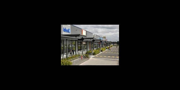 Le destin des Carrefour fermés - La Libre
