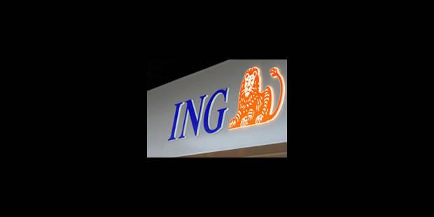 ING multiplie son bénéfice... par 15! - La Libre