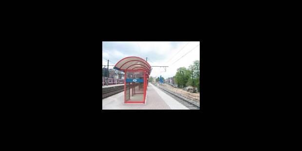 Sécuriser davantage la gare - La Libre