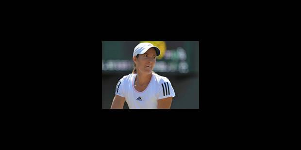 Plus de Justine Henin avant 2011 - La Libre
