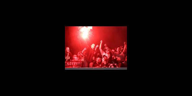 Incidents mardi soir à Anderlecht avant et après le match - La Libre