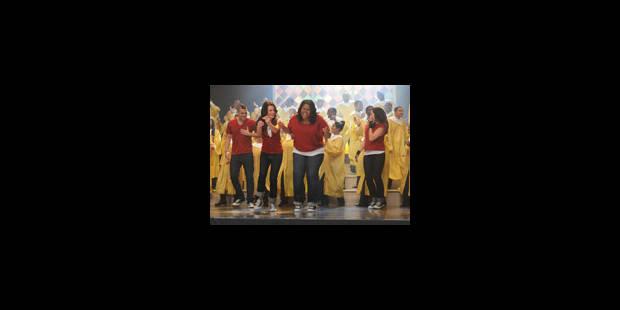 """RTL a le sourire et le démontre avec """"Glee"""" - La Libre"""