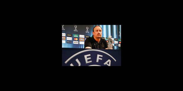 Choc AC Milan-Real Madrid, délicat pour l'Inter - La Libre