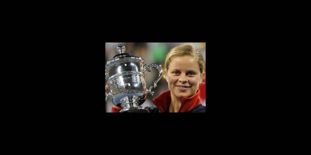 US Open: Kim Clijsters débutera contre Greta Arn - La Libre