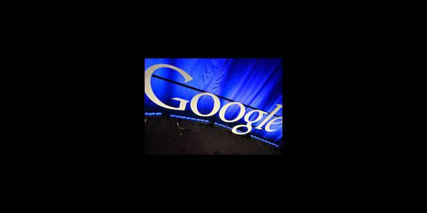 Google: 1ers pas réussis pour la téléphonie par internet - La Libre
