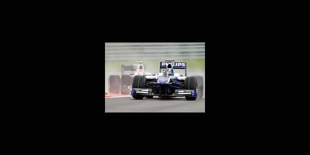 Le tricentenaire de Rubens Barrichello - La Libre