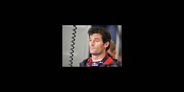 Mark Webber : un voeu évident - La Libre