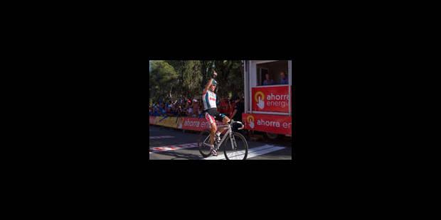 Vuelta : coup double de Gilbert ! - La Libre