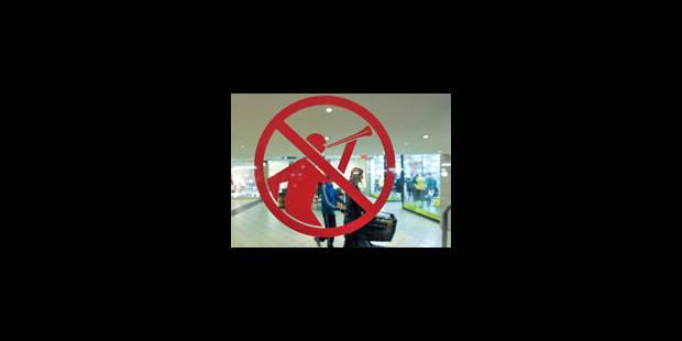 Les vuvuzelas interdites pendant les matches des Diables Rouges - La Libre