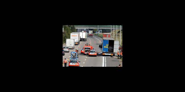 Moins de victimes sur les routes belges - La Libre