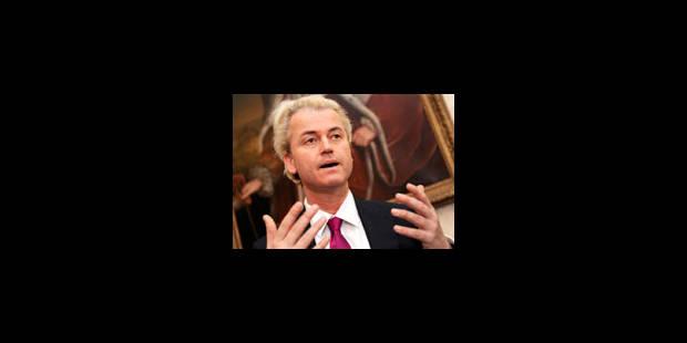 Pays-Bas: Echec de la coalition de droite, soulagement - La Libre