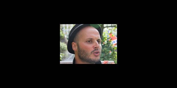 Fabrice du Welz, un chapeau sur les planches - La Libre