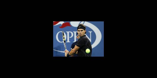 Nadal, facile, joue Verdasco en 1/4 - La Libre