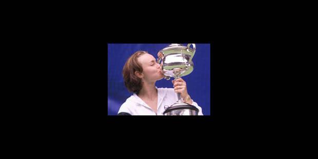 Martina Hingis envisage un 2e retour à la compétition - La Libre