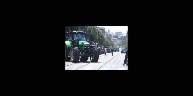 Action symbolique des producteurs de lait prévue le 16 septembre - La Libre