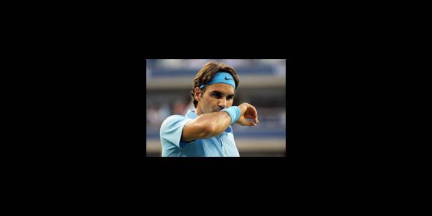 Federer se sent bien - La Libre