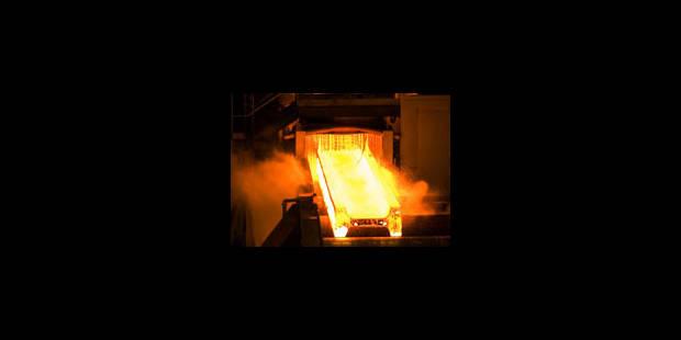 ArcelorMittal : la grève de 24 heures a débuté, elle est respectée à 100% - La Libre