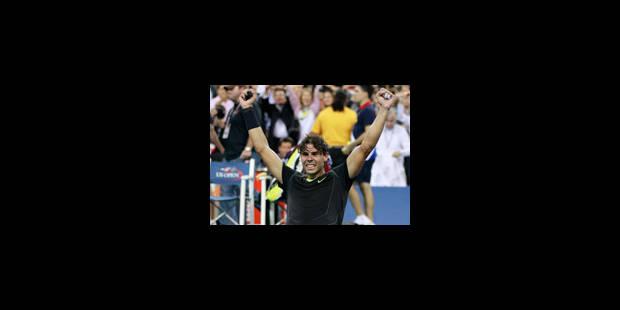 """Nadal voit sa victoire comme """"un pas en avant"""" - La Libre"""