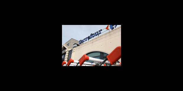 10 à 15 hypermarchés belges deviendront des Carrefour Planet - La Libre