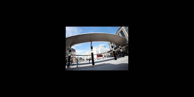 Inauguration de la nouvelle gare centrale à Bruxelles - La Libre