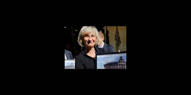 Hilde Crevits s'inquiète de l'état des routes en Flandre - La Libre