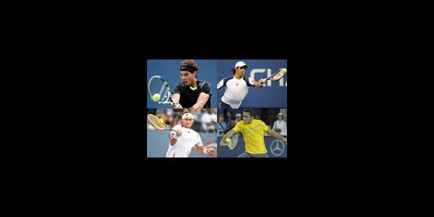 Coupe Davis: face au carré d'as espagnol - La Libre