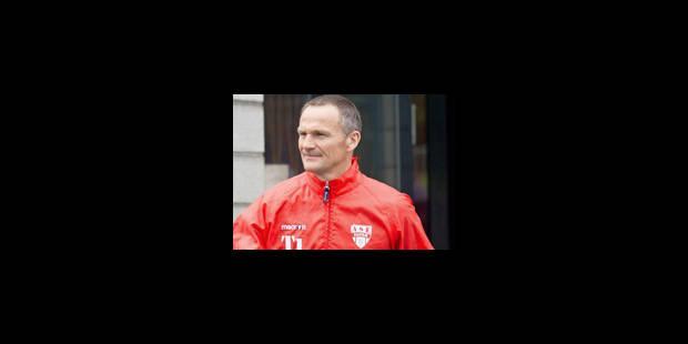 Cartier, nouvel entraîneur de l'AS Eupen - La Libre