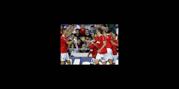 Manchester United bat Valence, sans mérite - La Libre