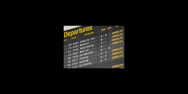 Brussels Airport encore fortement perturbé mercredi - La Libre
