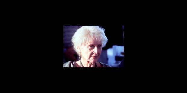 """Décès à 100 ans de Gloria Stuart, héroïne du film """"Titanic"""" - La Libre"""