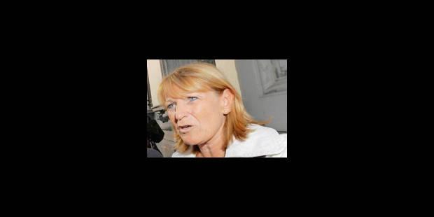 """Anne Demelenne: """"Gratuit et malvenu !"""" - La Libre"""