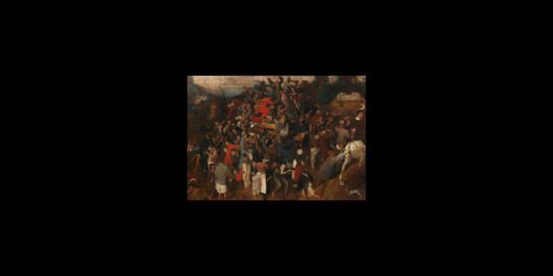 Le Prado authentifie une toile de Bruegel - La Libre