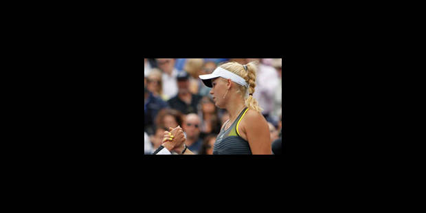 Caroline Wozniacki remporte le tournoi WTA de Tokyo - La Libre