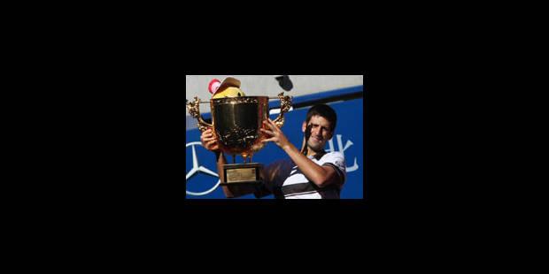 Pekin: Novak Djokovic s'impose face à David Ferrer - La Libre