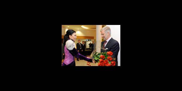 Saut d'obstacles au Kazakhstan - La Libre