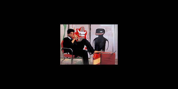 Des graffiti d'Haring et Basquiat - La Libre