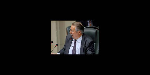 André Flahaut met le parlement au régime - La Libre