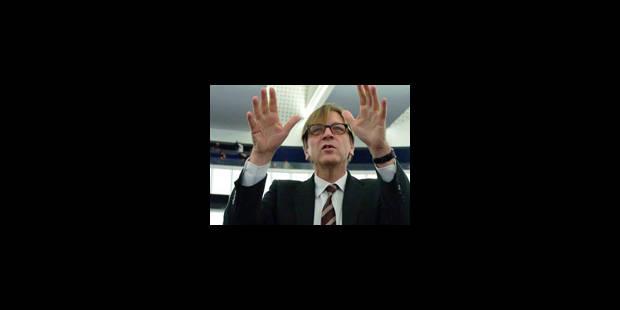 Guy Verhofstadt et Christian Dupont condamnés - La Libre