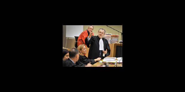 Procès Clottemans: Me Van Aelst décrit une enquête lamentable - La Libre
