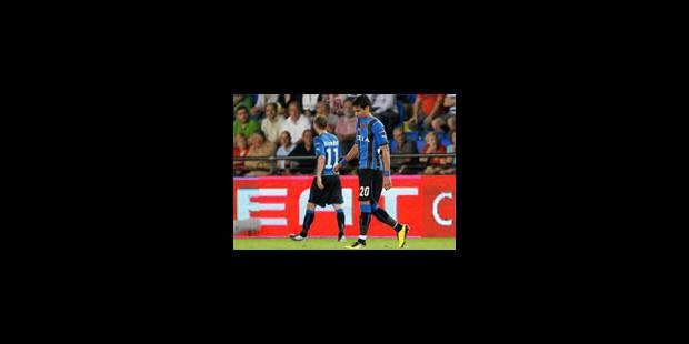 FC Bruges: Pas encore au pied du mur ? - La Libre