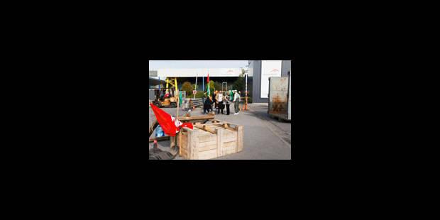 Reprise du travail chez ArcelorMittal Châtelet - La Libre